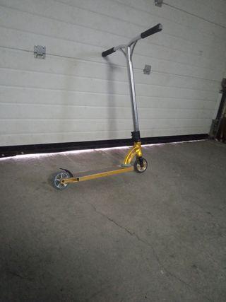 vendo scooter mgp casi nuevo.