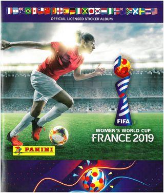 ALBUM FUTBOL FACSIMIL WOMEN'S WORlD CUP 2019