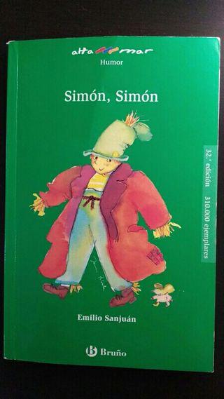 Libro Simón Simón