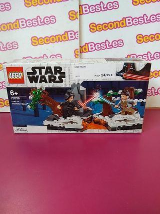 Lego Duele on Starkiller Base 75236 nuevo