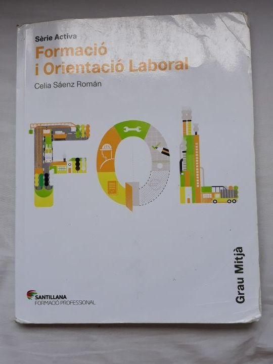 Libro De Fol De Ciclo Formativo De Grado Medio De Segunda