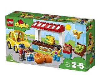 Lego 10867. La granja. Nuevo
