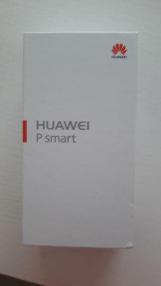 HUAWEI P SMART NEGRO. ¡Nuevo!