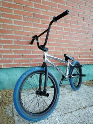 WTP Arcade 2016 - Bicicleta BMX, color cromado