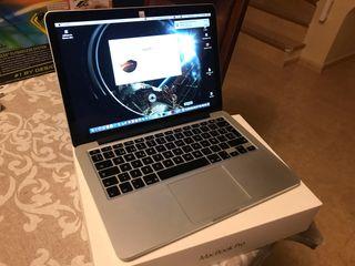 """MacBook PRO 13"""" retina i5 + Transcend JetDrive"""