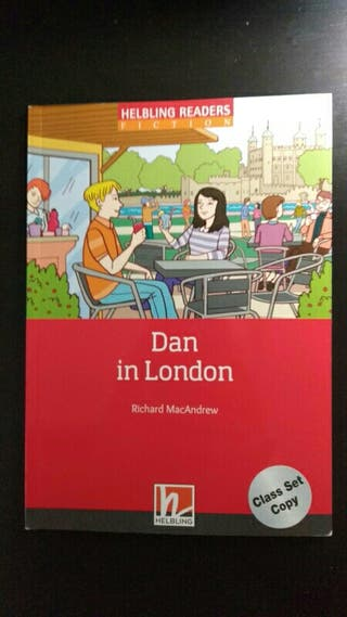 Libro Dan in London