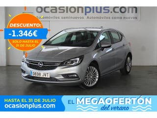 Opel Astra 1.4 Turbo SANDS Excellence 110 kW (150 CV)