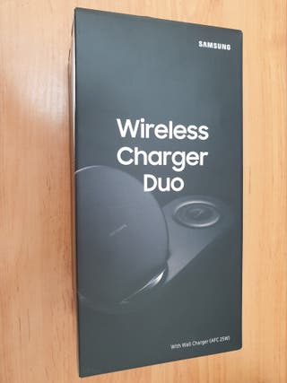 wireless charguer duo PRECINTADO NUEVO