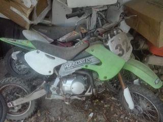 Pit Bike IMR v3 R 140cc y X-Motos 140cc