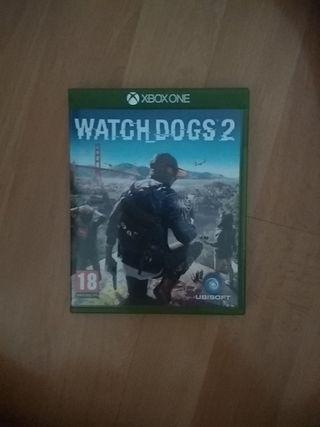 Watch dogs 2. ( Xbox one )