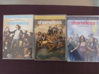 SERIE DVD SHAMELESS