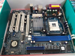 Placa Base Asrock P4VM890