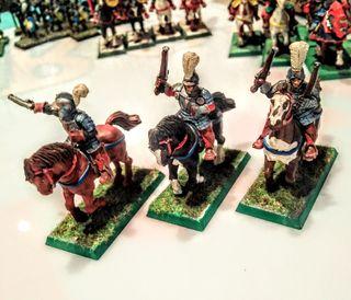 Herreruelos, Warhammer