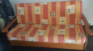 Sofá cama y sillón
