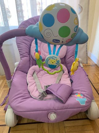 Chicco Hamaca Balloon Lila