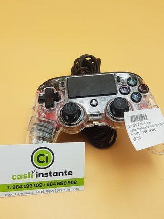 MANDO PS4 TRASPARENTE NACON