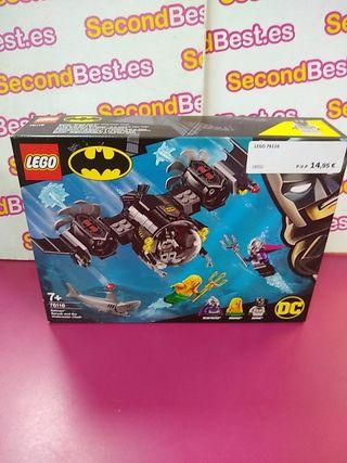 Lego Batman Batsub and The Underwater 76116 nuevo