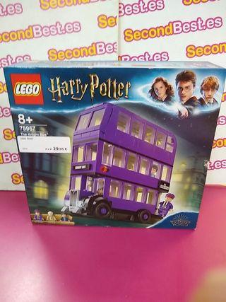 Lego The Knight Bus 18491 nuevo