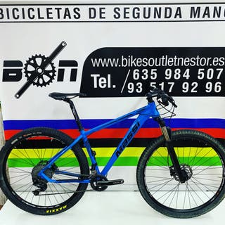 Bicicleta Massi fura 29