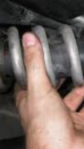 cambio de amortiguadores y mecánica en general