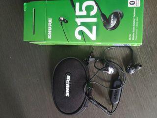 Audífonos Shure 215 Bluetooth