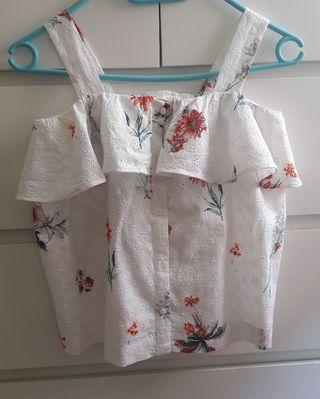 Blusa Zara niña
