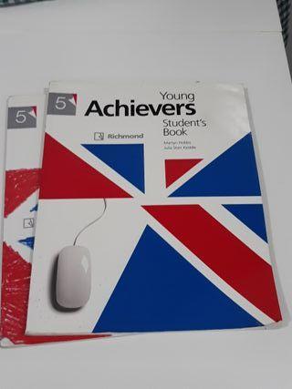 Libro de texto de Inglés 5 de primaria
