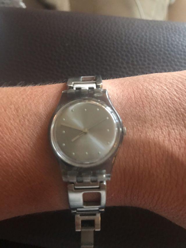 Reloj de pulsera swatch
