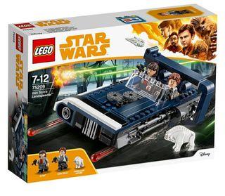 Lego 75209. Speeder Han Solo. Nuevo