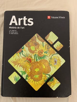 Libro Historia del Arte Bachillerato