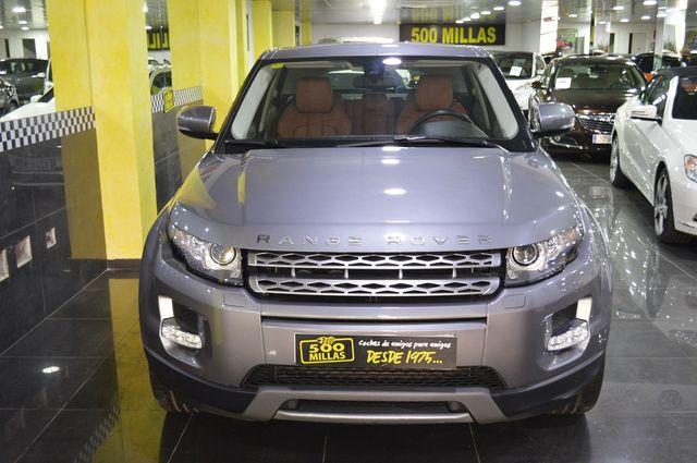 Land Rover Range Rover Evoque SD4 2.2L 190CV 2012