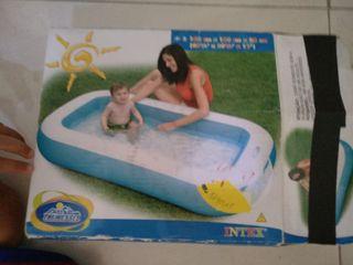 piscina inchable nueva