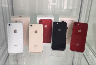 iPhone 8 de 64gb seminuevo