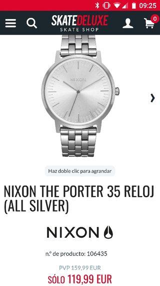 Nixon porter 35
