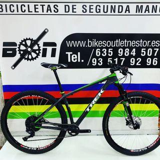 Bicicleta Trek superfly 9.8 carbón 29