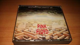 6 Cd's Pink Floyd. Rarezas. Excelente Estado