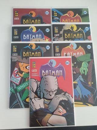 Las Aventuras de Batman Grapas 1 a 7