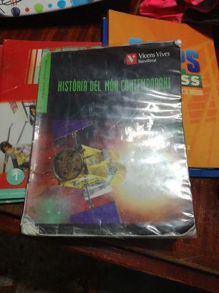 libro historia del mon contemporani