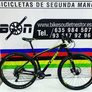 Bicicleta Trek superfly 9.6 carbón 29