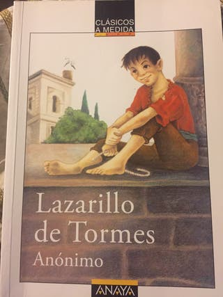 Lazarillo de Tormes- Anónimo
