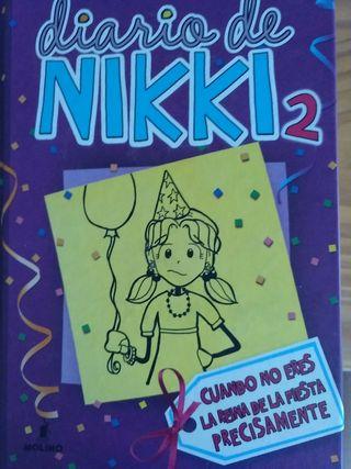 Diario de Nikki 2 - Rachel Renée Russell