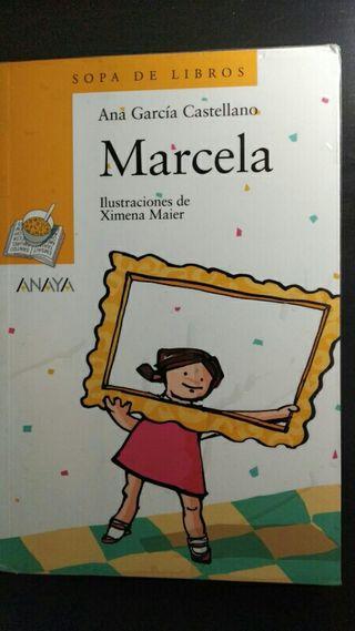 Libro Marcela