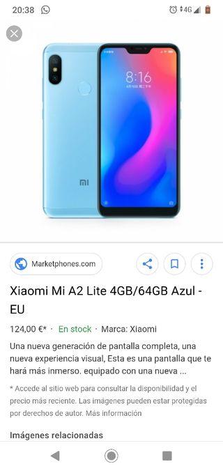 Xiaomi A2 lite, 64gb, 4 RAM