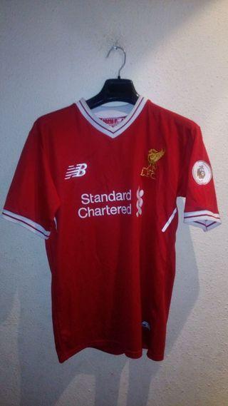 camiseta Liverpool M.Salah