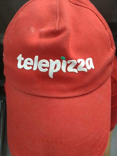 repartidores Telepizza