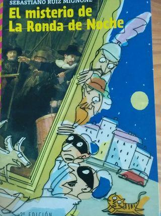 El misterio de la ronda de noche - Sebastiano Ruiz