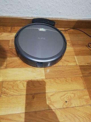 robot aspirador ILIFE a4s, con mando a distancia