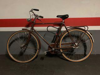 Bicicleta carretera vintage