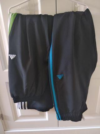 Pack 2 pantalones Adidas