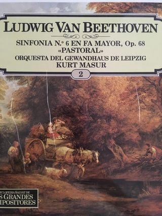 Disco LP - Beethoven